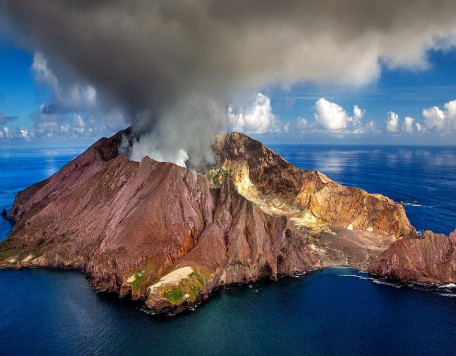 how volcanoes change our climate