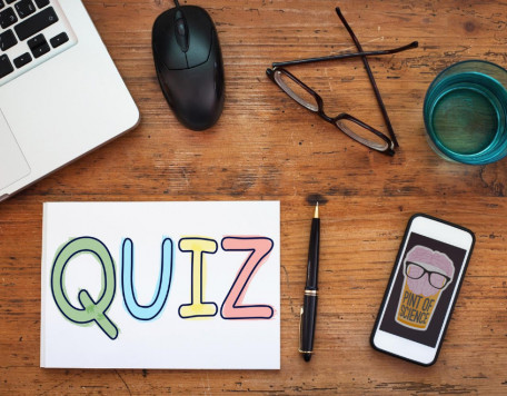 Pint of Science Quiz