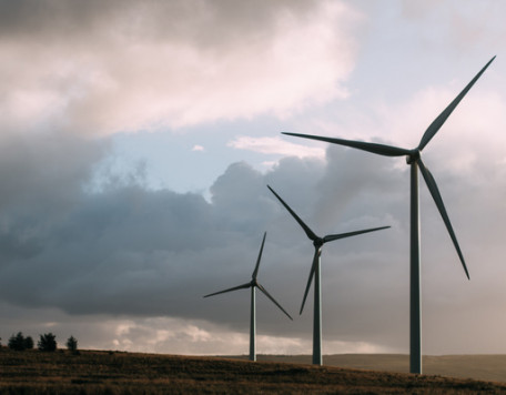 Earth 40 Wind Turbines