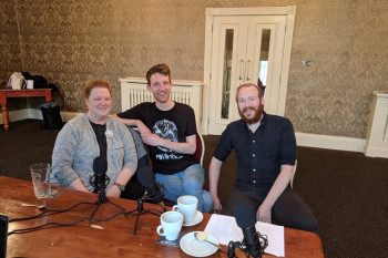 Episode 5 - Professor Dame Sue Black