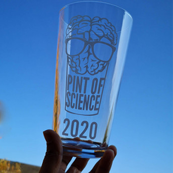 2020 Pint Glass
