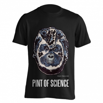 Pint of Science 2019 t-shirt